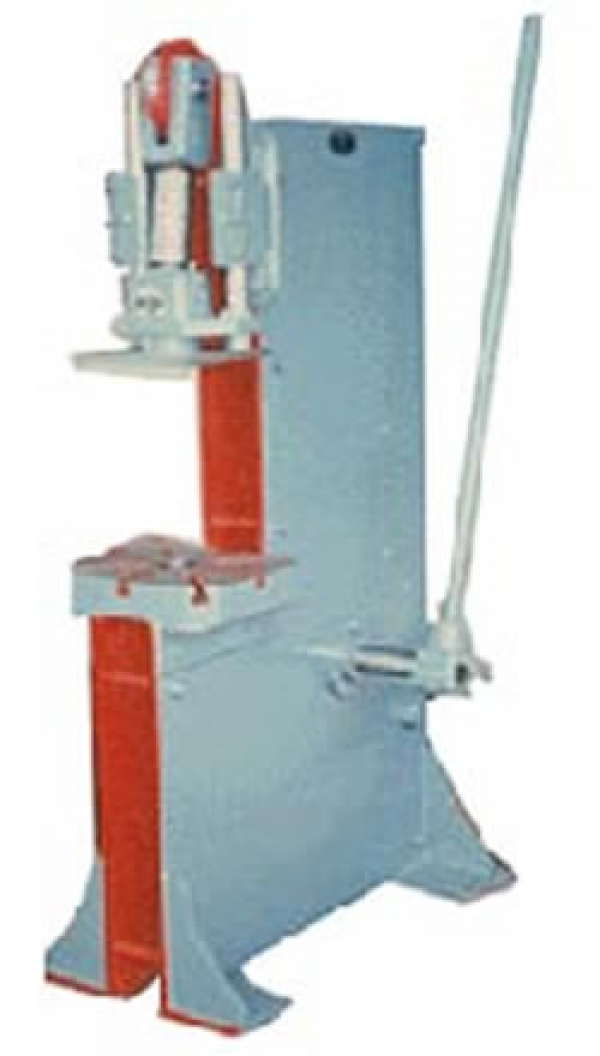 Manual Toggle Type Model: BAKE-O-PRESS