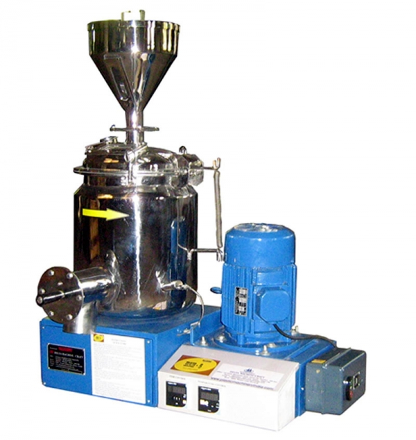 PVC Compounding High Speed Mixer Model: HSM-25 & HSM-50