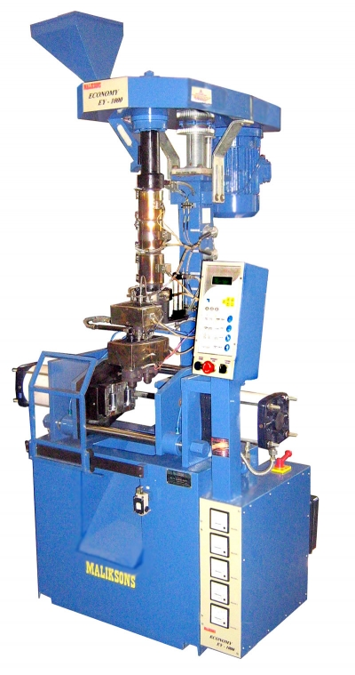 Vertical Screw Type Machines Model: EY-500, EY-1000